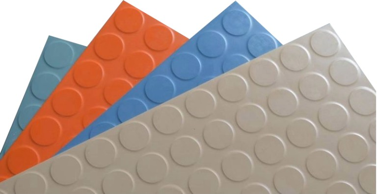 Rubber flooring tiles uk