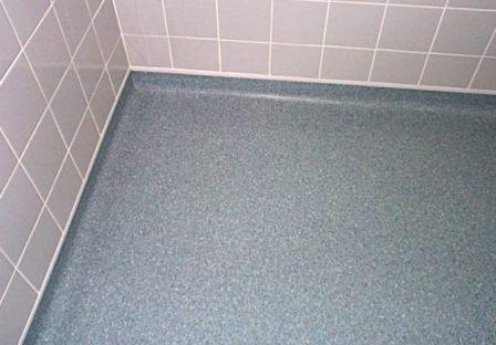 Flooring Specifications Wet Room Flooring Coved Vinyl