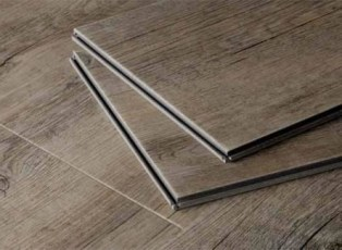 Loose lay tiles - Dalle adhesive imitation parquet ...